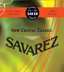 Струни для класичної гітари Savarez 540CR
