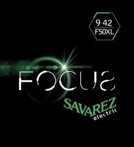 Струни для електрогітари Savarez F50XL