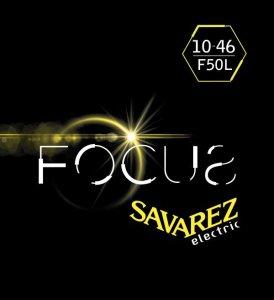Струни для електрогітари Savarez F50L