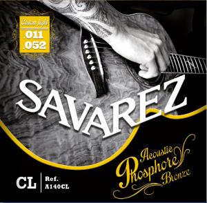 Струни для акустичної гітари SAVAREZ A140CL