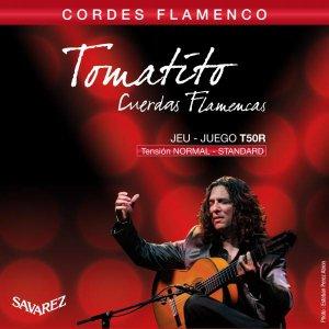 Струни для класичної гітари SAVAREZ T50R