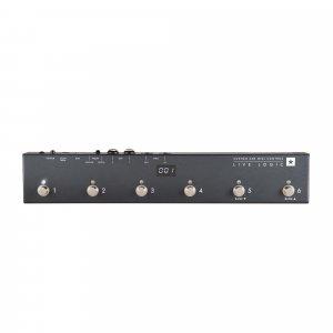 Футсвіч контролер Blackstar Live Logic MIDI Footcontroller