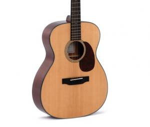Гітара акустична Sigma S000M-18E + (Sigma Preamp SE-SH) з чохлом