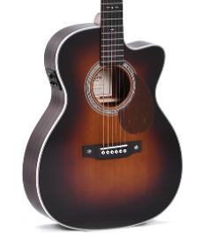 Акустична гітара Sigma OMTC-1STE-SB + (Fishman Presys II)
