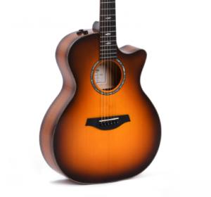 Акустична гітара Sigma GACE-3-SB + (Fishman Flex Plus)