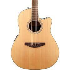 Електроакустична гітара Ovation Celebrity Standard Mid Cutaway Natural