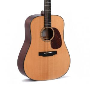 Акустична гітара Sigma SDM-18E+ (Sigma Preamp SE-SH) з чохлом