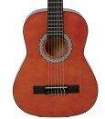 Класична гітара GEWApure VGS Basic 4/4 Walnut Brown (з чохлом, тюнером та медіатором)