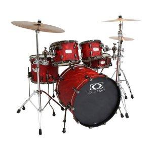 Ударна установка DrumCraft Progressive 7 Liguid Lava