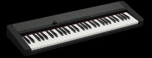Легке піаніно Casio CT-S1 BK