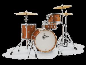 Барабанна установка Gretsch Catalina Club Jazz CT1-J484-BS Bronze Sparkle