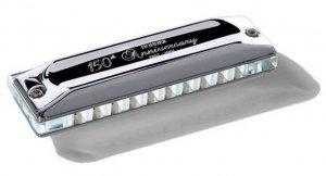Губна гармошка Hohner М20071 150 Anniversary Chrome