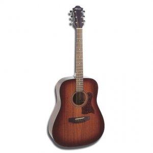 Акустична гітара HOHNER HW 300-E AMBER