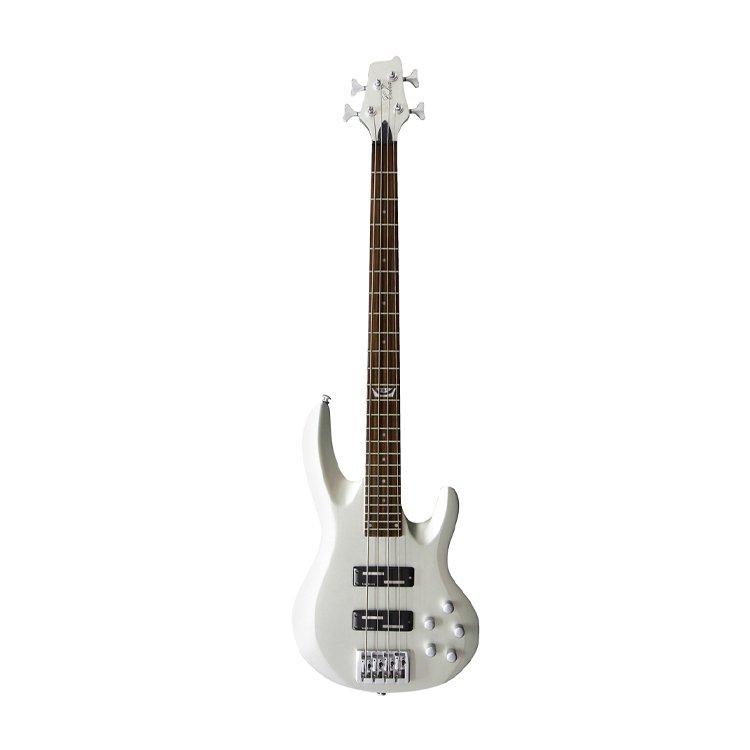 Бас-гітара VGS Cobra Satin Silver