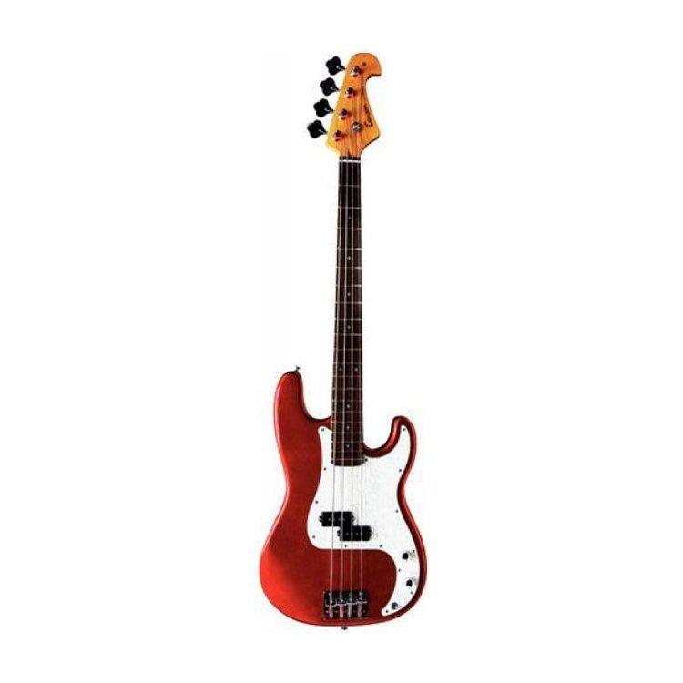 Бас-гітара Tenson P-BASS Met.Red F504115