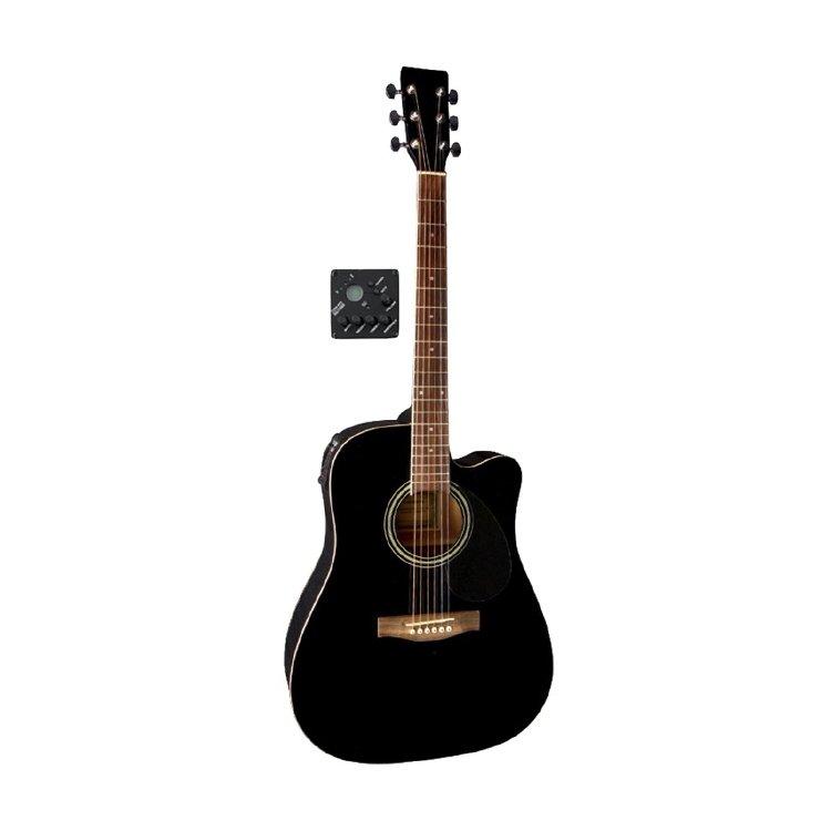 Электроакустична гітара VGS-Pure D-10 CE BK