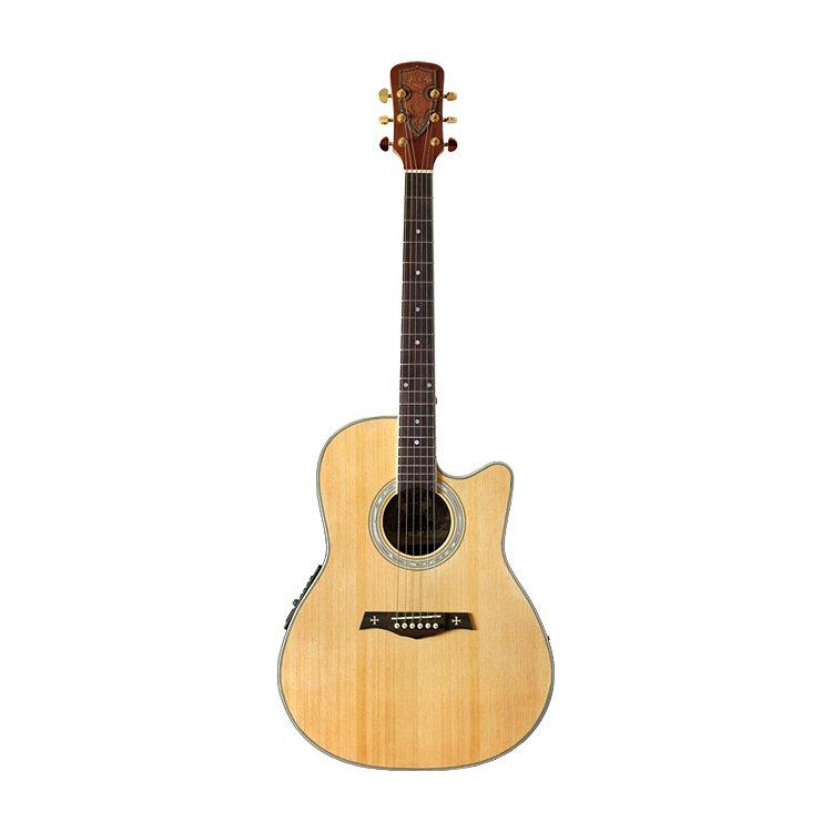 Електроакустична гітара Crusader RB-4110CEQ