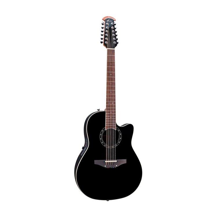 Електроакустична гітара Ovation 2751AX-5 Standard Balladeer 12-string