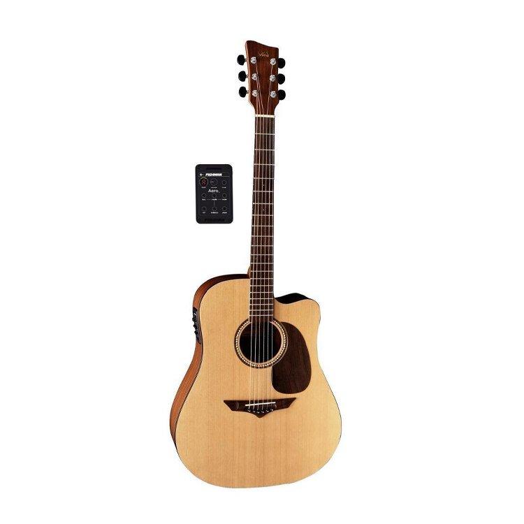 Акустична гітара VGS Europe V-12S CE Natural Satin