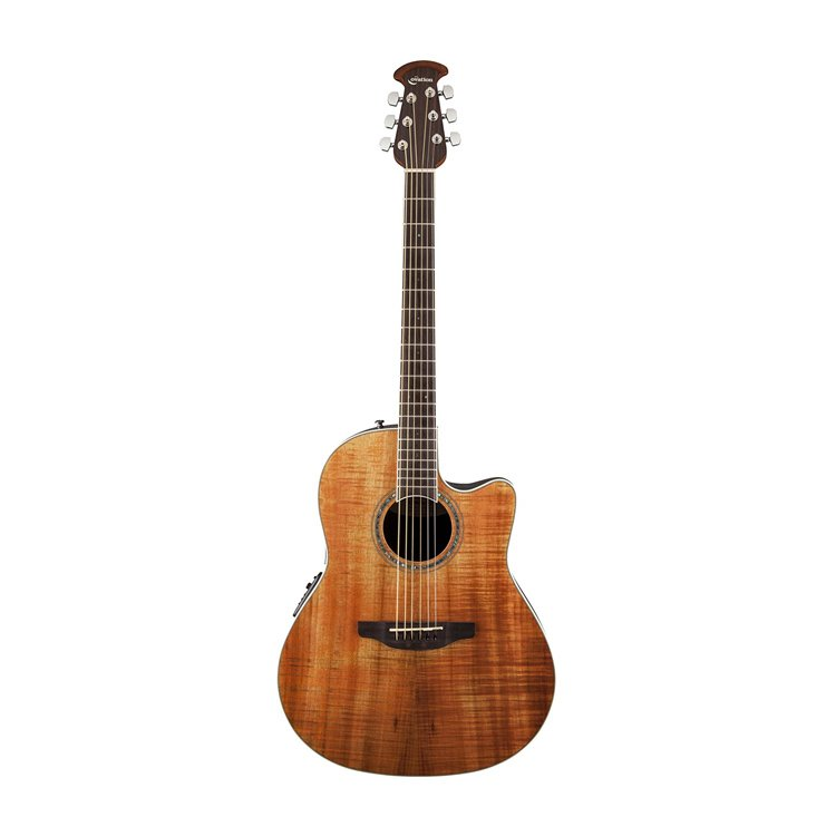 Електроакустична гітара Ovation CS24P-FKOA Celebrity Standart Plus