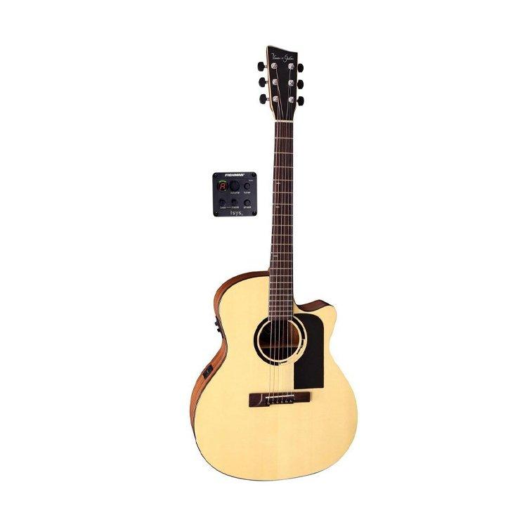 Електроакустична гітара VGS B-20 CE Bayou Natural Stain