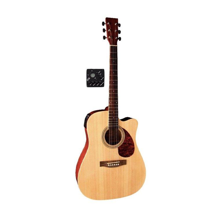 Електроакустична гітара VGS-Pure D-10 CE