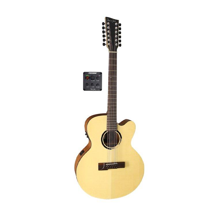 Електроакустична гітара VGS B-40-12 CE Bayou