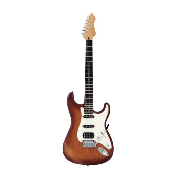 Електрогітара VGS RoadCruiser VST-110 Select Faded Tobacco Burst