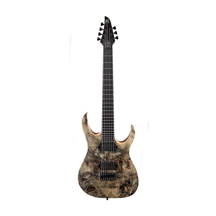 Електрогітара Mayones Duvell Elite 7