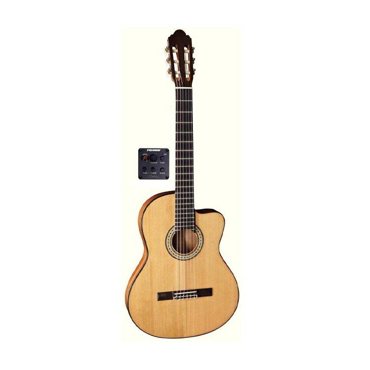 Класична гітара Miguel J. Almeria 10-CFEQ Premium