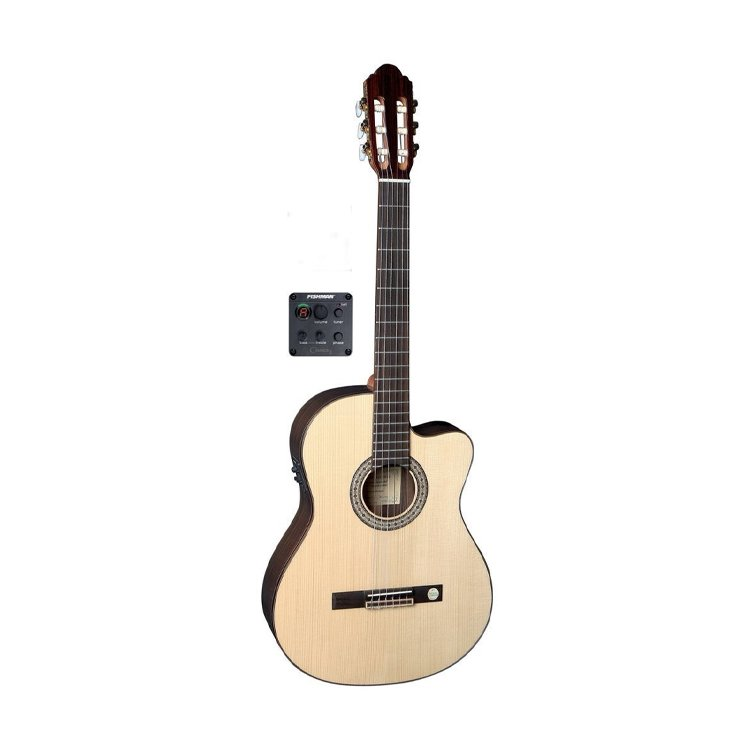 Класична гітара Miguel J. Almeria 20-SREQ Samba 4/4