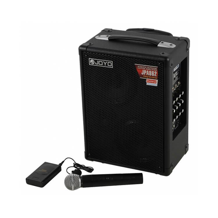Акустична система JOYO JPA-862 Rollable Street Amplifier
