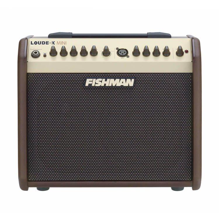 Гітарний комбопідсилювач Fishman PRO-LBX-EX5 Loudbox Mini 60