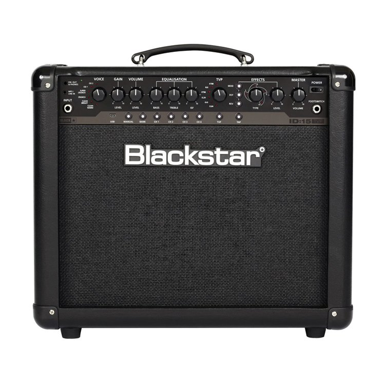 Комбопідсилювач Blackstar ID 15 TVP