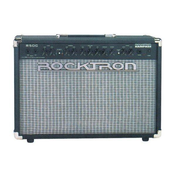 Гітарний комбопідсилювач Rocktron Rampage R50C