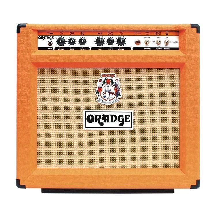 Гітарний комбопідсилювач Orange TH30C