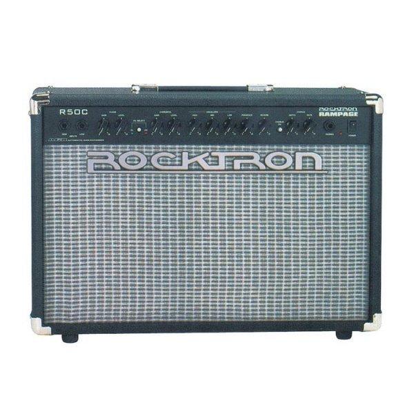 Гітарний комбопідсилювач Rocktron Rampage R50DSP
