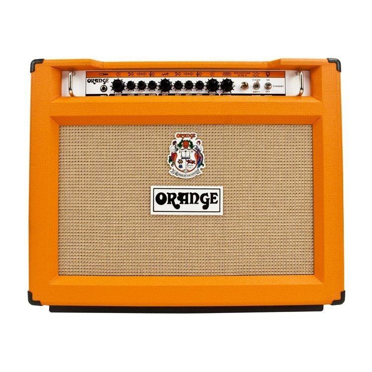 Гітарний комбопідсилювач Orange Rockerverb 50 MKII 2x12″