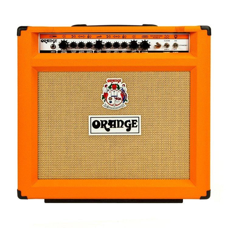 Гітарний комбопідсилювач Orange Rockerverb 50 MKII 1x12″
