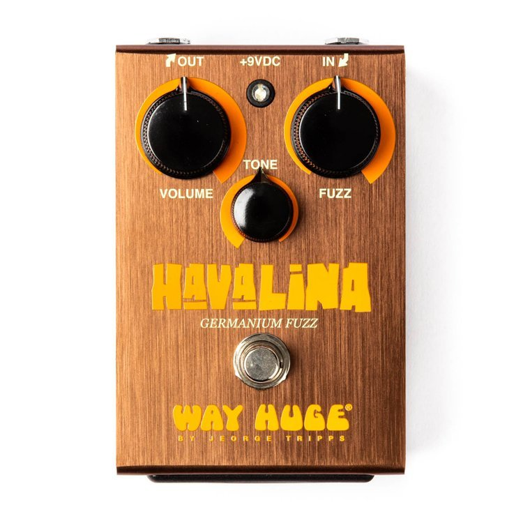 Педаль ефектів Way Huge WHE403 Havalina Fuzz