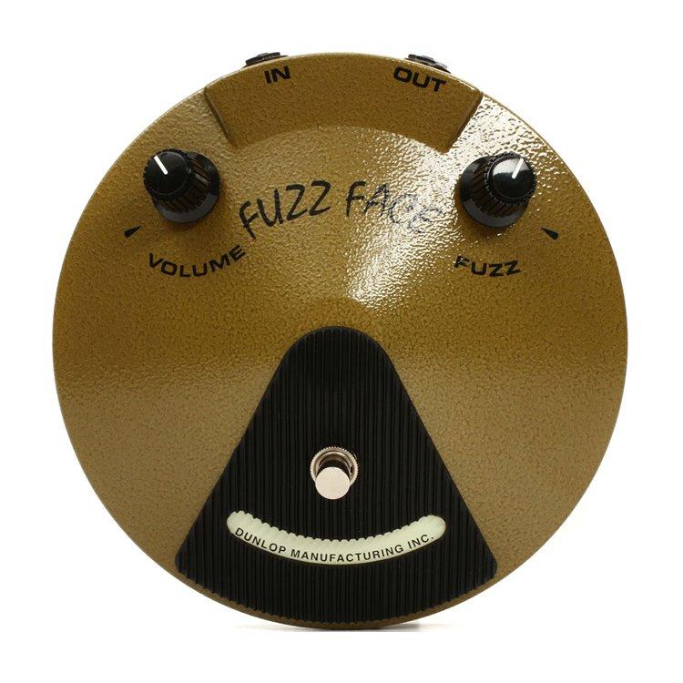Педаль ефектів Dunlop EJF1 Eric Johnson Fuzz Face
