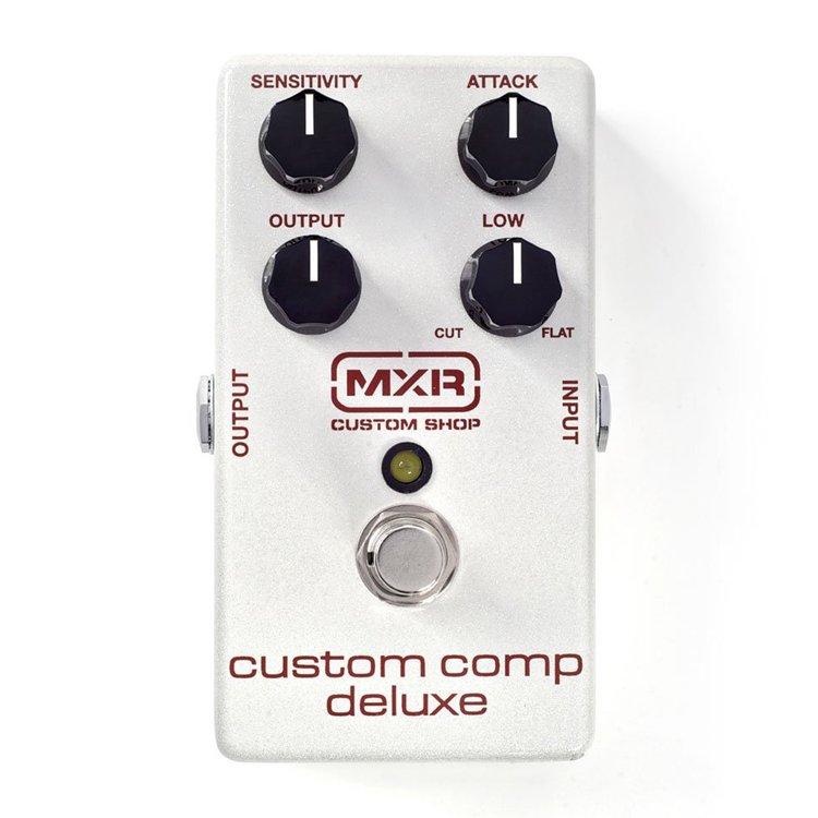 Педаль ефектів MXR CSP204 Custom Comp Deluxe