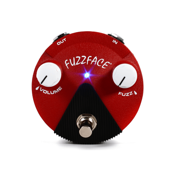 Педаль ефектів Dunlop Fuzz Face FFM6 Mini Band of Gypsys