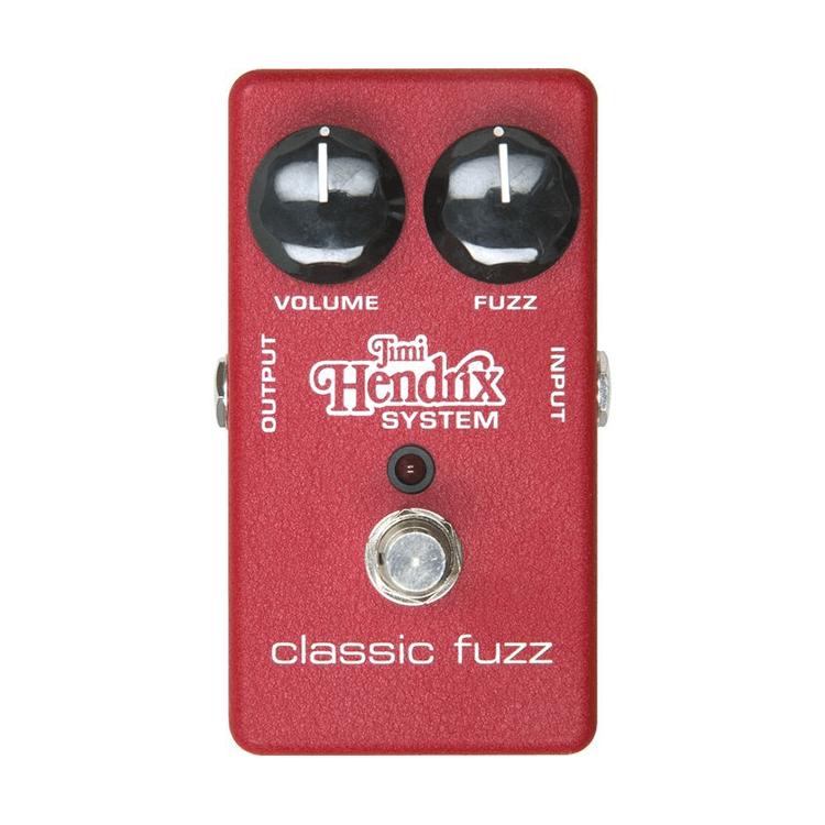 Педаль ефектів Dunlop JH-2S Jimi Hendrix Classic Fuzz Distortion
