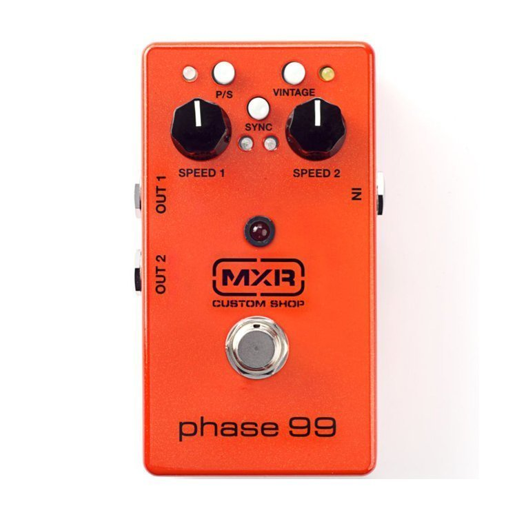 Педаль ефектів MXR CSP-099 Phase 99