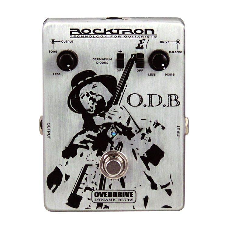 Педаль ефектів Rocktron Boutique O.D.B.