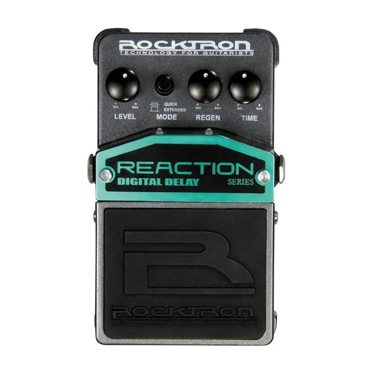 Педаль ефектів Rocktron Reaction Digital Delay