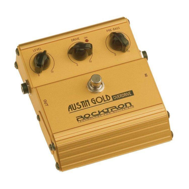 Педаль ефектів Rocktron Austin Gold Pedal