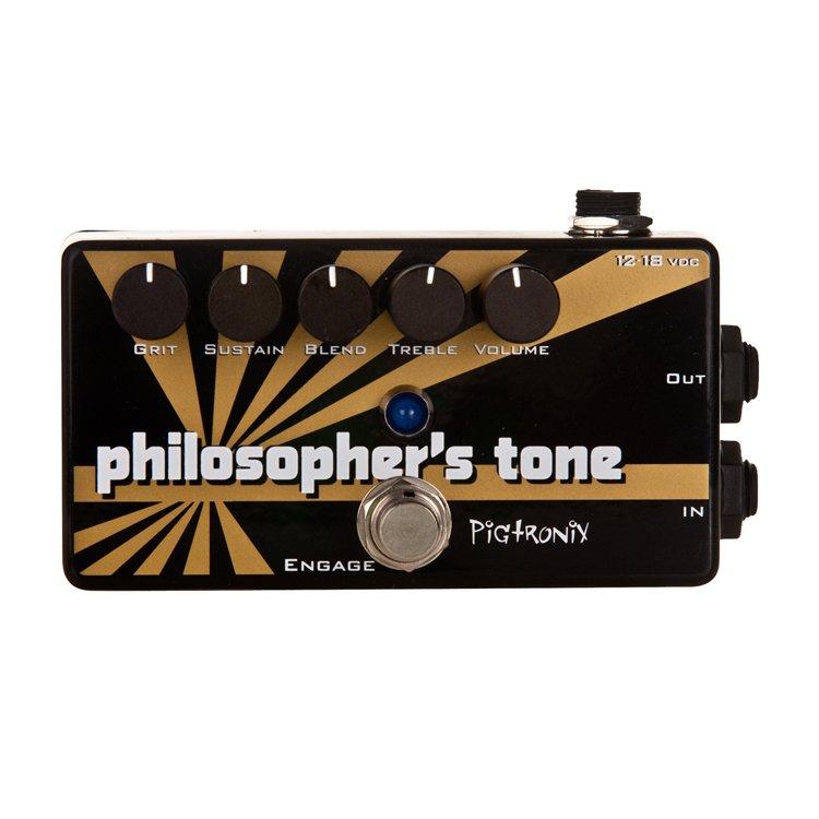 Педаль ефектів Pigtronix Philosopher's Tone