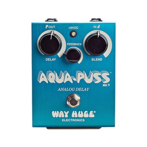 Педаль ефектів Way Huge WHE701 Aqua Puss Analog Delay